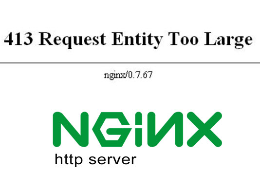 How To Fix 413 Request Entity Too Large Error On Nginx Forumweb Blog